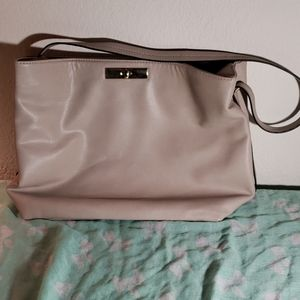 4/$20 Apt.9 cream colored purse